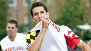 Maryland men's soccer moves on to third round after 2-1 win over Brown