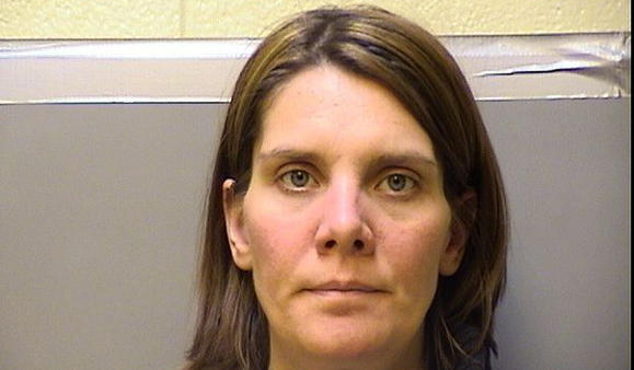 Julie P. Franck, 36. Cook County Sheriff's photo