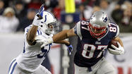 FOXBORO, Mass. -- The New England Patriots blew out the Indianapolis Colts 59-24 on Sunday, but the huge win reportedly came with an even bigger price.