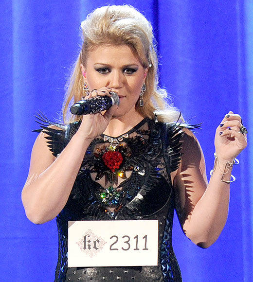 American Music Awards 2012: Best and worst moments: When Randy Jackson introduced Kelly Clarkson (who he thinks is so dope) he mentioned that its been 10 years since her first appearance on American Idol. You know, in case the Backstreet Boys 20th anniversary didnt make you feel geriatric enough. Clarksons performance began with a faux Idol audition, as she launched into a medley of her greatest hits, from Miss Independent to Catch My Breath.  -- Carina Adly MacKenzie, Zap2it