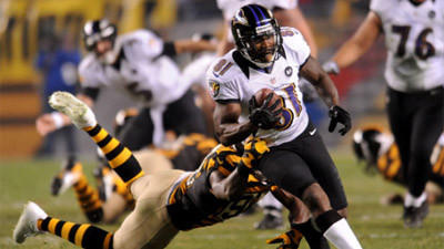 Mike Preston grades the Ravens' 13-10 win over the Pittsburgh S…
