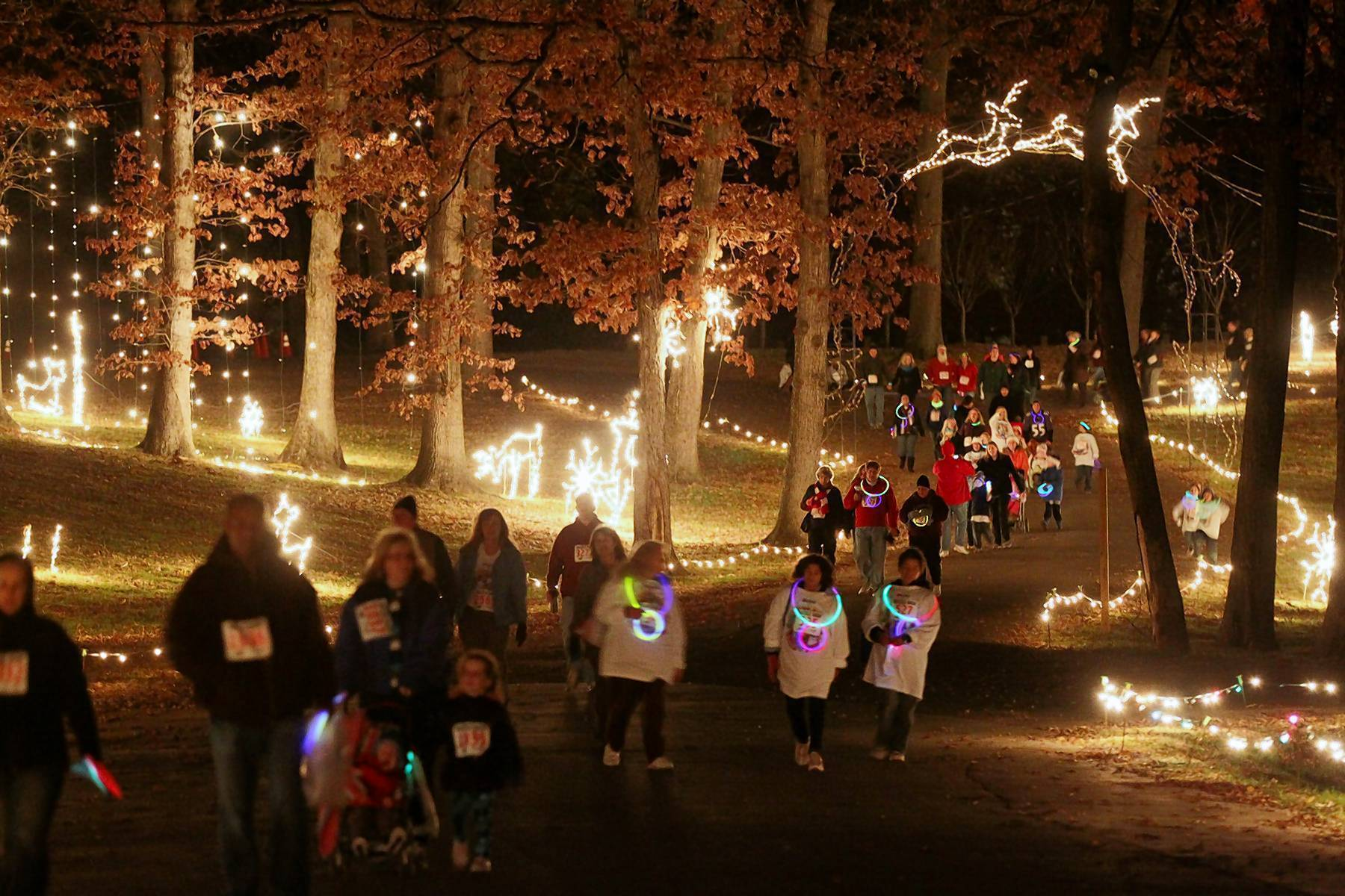 columbia symphony of lights opens with dazzle dash columbia flier