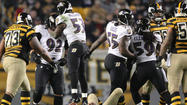 — For at least one night, the Ravens returned to their defensive roots.