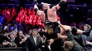 It was the perfect final tableau for all players involved in the WWE championship triple threat match at Survivor Series.