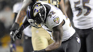 Contributions from pair of backups key Ravens defense