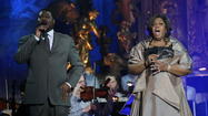 "Chicagoans know the husband-wife vocal duo of Alfreda Burke and Rodrick Dixon from their exemplary work in ""Too Hot to Handel: The Jazz-Gospel Messiah,"" which plays annually at the Auditorium Theatre."