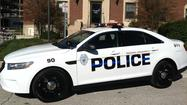 Police officers patrolling near IUPUI are sporting new-look police cruisers.