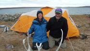 "Biologist-adventurers Kathy and Jim Bricker will share a narrative and video of their tundra camping adventure at 7 p.m. Monday, Nov. 26, at the Carnegie building, 451 E. Mitchell St., in Petoskey. Their program is titled ""Caribou Summer: Secrets of the Tundra."""