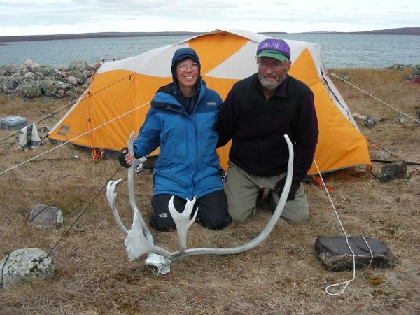 Kathy and JimBricker will present a program about their camping adventures in the Arctic Circle on Monday, Nov. 26, at the Carnegie building in Petoskey.