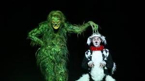 Icelandic Actor Puts Chill In Musical 'Grinch' At Bushnell