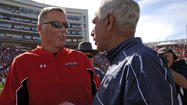 Randy Edsall and Paul Pasqualoni