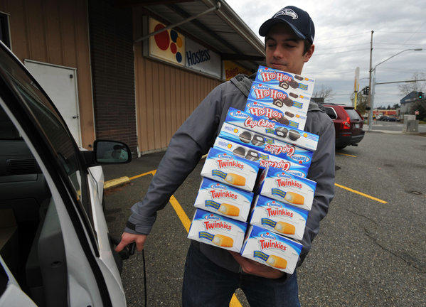 Hostess said potential buyers have expressed interest in buying its brands