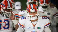 GAINESVILLE -- Florida Gators coach Will Muschamp said sophomore quarterback Jeff Driskel will play at rival Florida State Saturday.