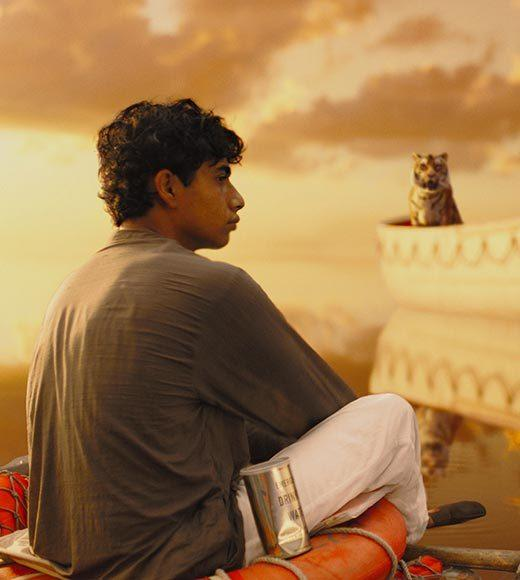 'Life of Pi' and other 'unfilmable' books turned movies: The book: A story to make you believe in the soul-sustaining power of fiction and its human creators, and in the original power of storytellers like Martel. -- Los Angeles Times Book Review. It won the Man Booker Prize.  Why its unfilmable: Wold you want to be the actor stuck on a small boat with a hungry tiger? Obviously, we had to wait for the CGI to get good enough. Theres also the philosophical, theological and just plain mystical underpinnings of the book, which makes the story so captivating.   The movie: A gorgeous and accomplished rendering of the massive best-seller. -- Todd McCarthy, Hollywood Reporter   There isnt a dull moment in the film, and there are about 300 worthy of a wow. -- Jordan Hoffman, Film.com