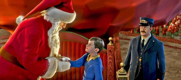 """Polar Express"" is playing through Jan. 1 in the IMAX theater at the Maritime Aquarium, 10 N. Water St., Norwalk."