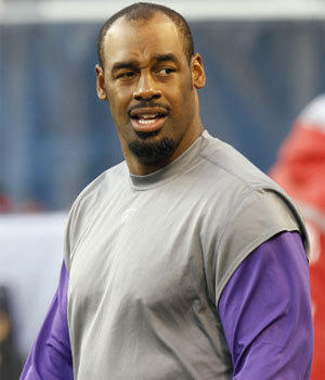 Donovan McNabb, shown with the Minnesota Vikings in 2011, might be available if a team like the Pittsburgh Steelers came knocking.