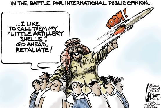 The Gaza nightmare