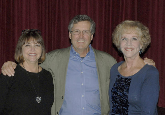 Reelected incumbents to the Festival of Arts' board of directors (from left to right) Anita Mangels, Tom Lamb and Pat Kollenda.