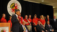 Maryland joins Big Ten