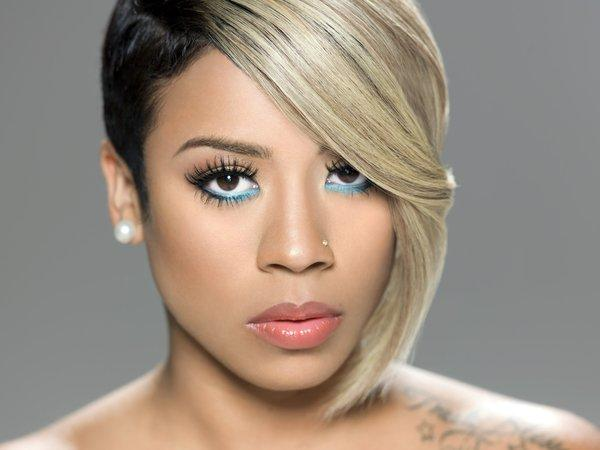 "Keyshia Cole goes back to basics on her new album, ""Woman to Woman."""