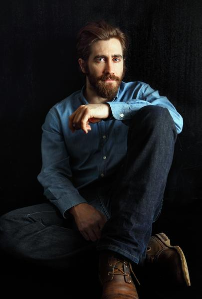 Celebrity portraits by The Times: With 20 years of screen credits behind him, Jake Gyllenhaal is a 31-year-old actor with a r�sum� that defies expectations.