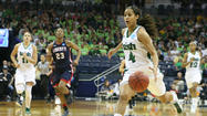 Notre Dame women's basketball: Skylar says 1-on-1 with Manti no contest