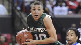 Milford Mill grad Chase Cormier signs with Grambling State