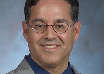 Cardiothoracic surgeon Dr. R. Anthony Perez-Tamayo has joined Loyola University Medical Center.  He is an associate professor in the department of thoracic and cardiovascular surgery at Loyola University Chicago Stritch School of Medicine. He comes to Loyola from Stroger Hospital of Cook County, where was chairman of cardiothoracic surgery.  Perez-Tamayo has both a Bachelor's and medical degree from the University of Chicago, and  PhD from Duke University. He completed a residency in general and thoracic surgery at Duke University Medical Center, a  residency in cardiothoracic surgery at Loyola and a fellowship in surgical critical care at Duke University.