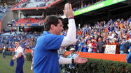 If only Gators were as sexy as Muschamp's wife says the coach is