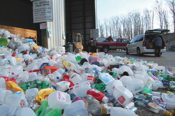 Decreased usage of the Washington Township (Pa.) Transfer Station and Recycling Center is causing revenue problems in the municipality.