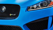 Jaguar previews ultra-rare XFR-S for L.A. Auto Show
