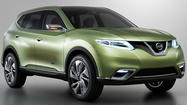 Nissan concept at L.A. Auto Show hints at future crossover