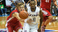 Pictures: UConn Men Vs. New Mexico At Paradise Jam