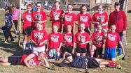 U14 Avalanche team takes first place