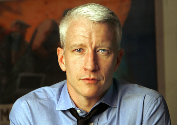 "Until July, Anderson Cooper had never publicly confirmed he was gay, but he'd never denied it, either. Cooper's sexual orientation has long been an open secret, but it took an Entertainment Weekly cover story about gay celebrities to prompt the newsman to finally come out.  Daily Beast blogger Andrew Sullivan, another openly gay newsman, wrote to Cooper asking for his reaction to the story and <a href=""http://andrewsullivan.thedailybeast.com/2012/07/anderson-cooper-the-fact-is-im-gay.html"" target=""_blank"">published the response</a> on his blog, The Dish.  In the email, Cooper said, ""The fact is, I'm gay, always have been, always will be, and I couldn't be any more happy, comfortable with myself, and proud."""