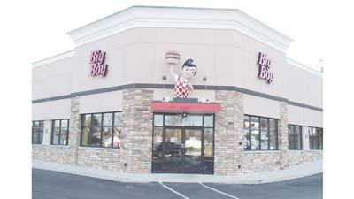 Petoskey's Big Boy restaurant will reopen in this new location on Wednesday, Nov. 21.