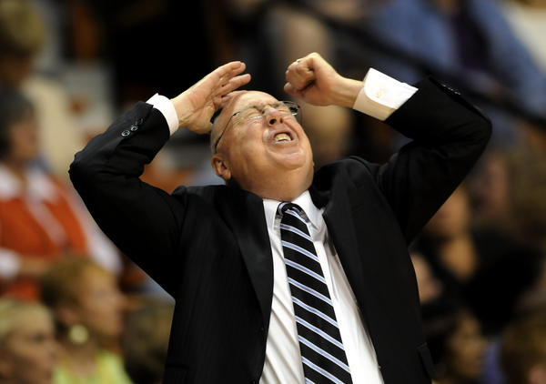 Mike Thibault was fired Tuesday by the Connecticut Sun.