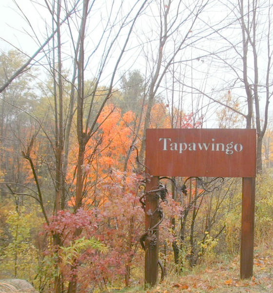 The history of the Tapawingo in Ellsworth will be the program topic at the Charlevoix County History Preservation Society's annual holiday dinner on Monday, Dec. 10, at the Tapawingo.