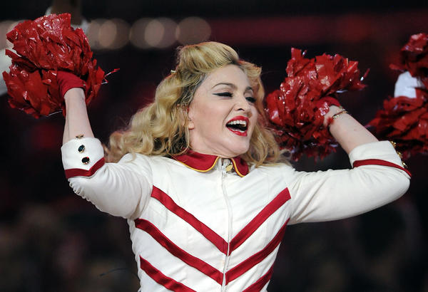 Madonna plays the American Airlines Arena Monday, Nov. 19.