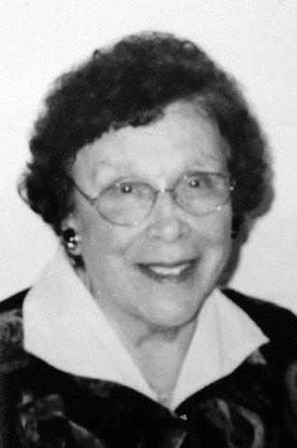 Obituary: Blanche Hubble White