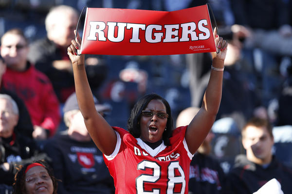 Rutgers fans will be rooting against other Big Ten teams soon.