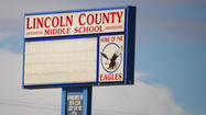 STANFORD — Two Lincoln County Middle School students were taken to the hospital Wednesday after consuming energy drinks during a field trip to Eastern Kentucky University.