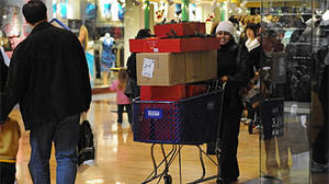 Baltimore mall hours for holiday shopping