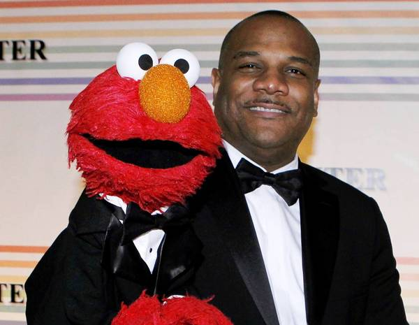 "Kevin Clash, the voice of Elmo on ""Sesame Street,"" has resigned."