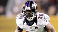 The NFL should be ashamed of itself for suspending Ravens safety Ed Reed for a game because of his hit on Pittsburgh receiver Emmanuel Sanders in the third quarter of Sunday night's game. It's one thing to fine a guy several thousand dollars, but another when you start taking away game checks. That's when you start messing with his livelihood and his family.