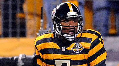 Tale of the Tape: Byron Leftwich's touchdown run