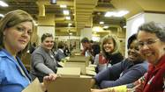 Columbia Wegmans donates 800 Thanksgiving dinners to Howard families