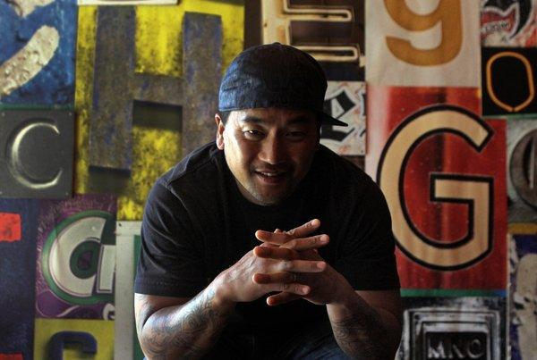 Nielsen's report highlights Korean American chef Roy Choi, who entered the Los Angeles street food scene in 2008 with his now-famous Kogi trucks. Nearly 40% of Asian Americans live in Los Angeles, San Francisco and New York.