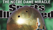 Fighting Irish fans are hoping the team can avoid the SI curse.