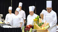 PICTURES: Holiday Iron-Style Chefs Competition Challenge